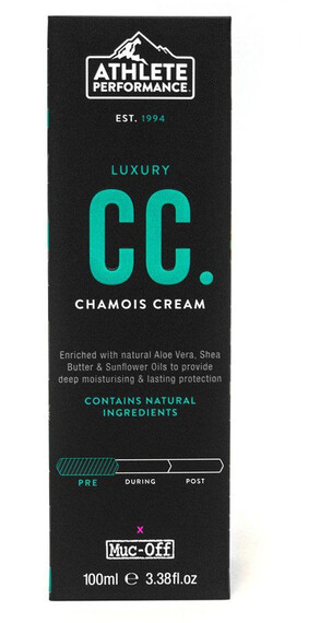 Muc-Off Luxury Chamois Sitzcreme 100 ml